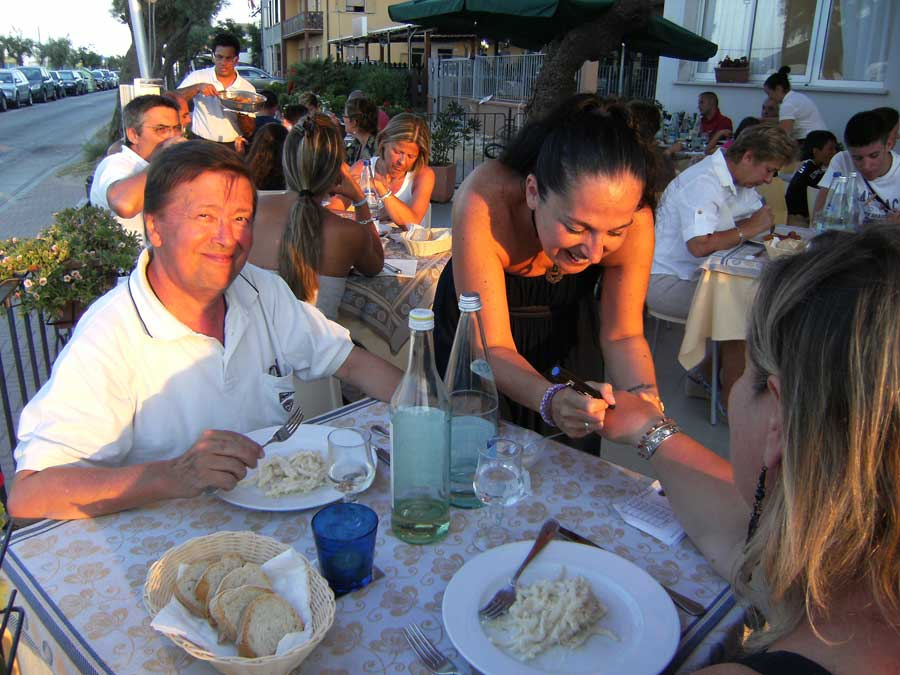 Dopo cena Hotel Miramare Inn